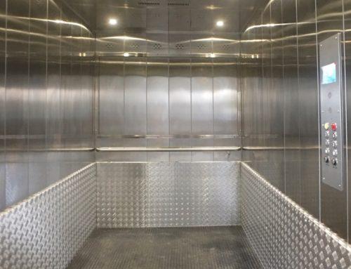 2000kg Cargo Lift for Warehouse