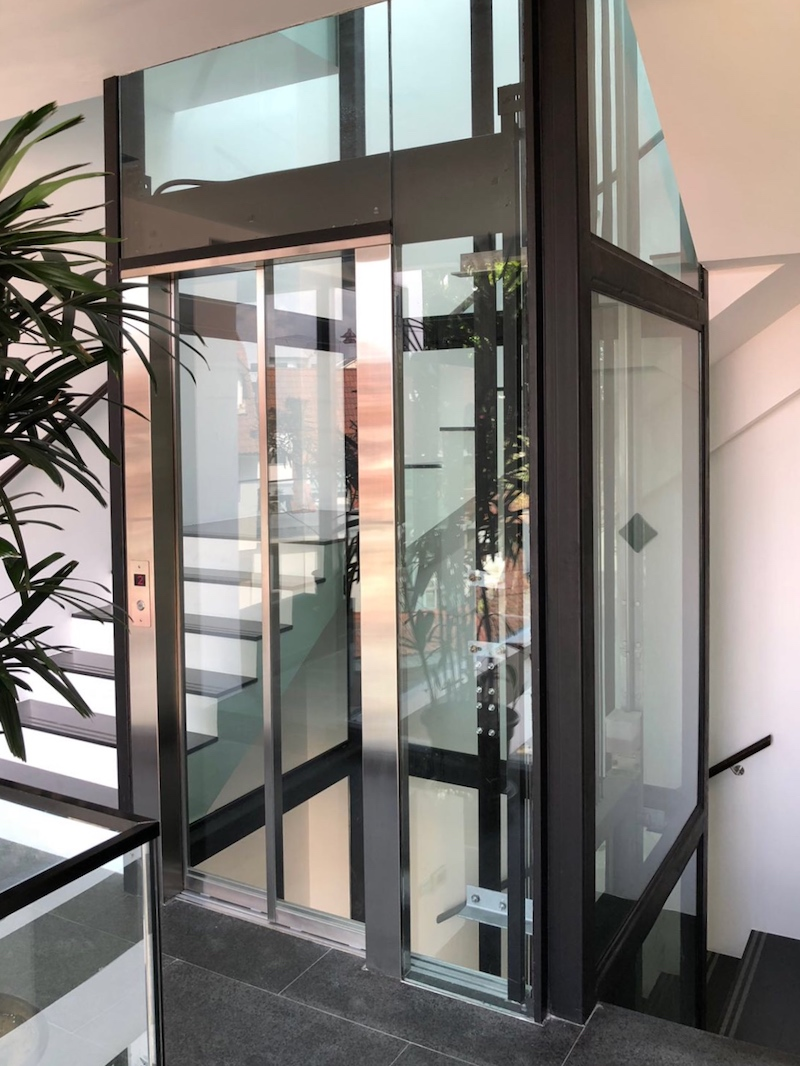 Residential Home Lift at West Coast, Singapore