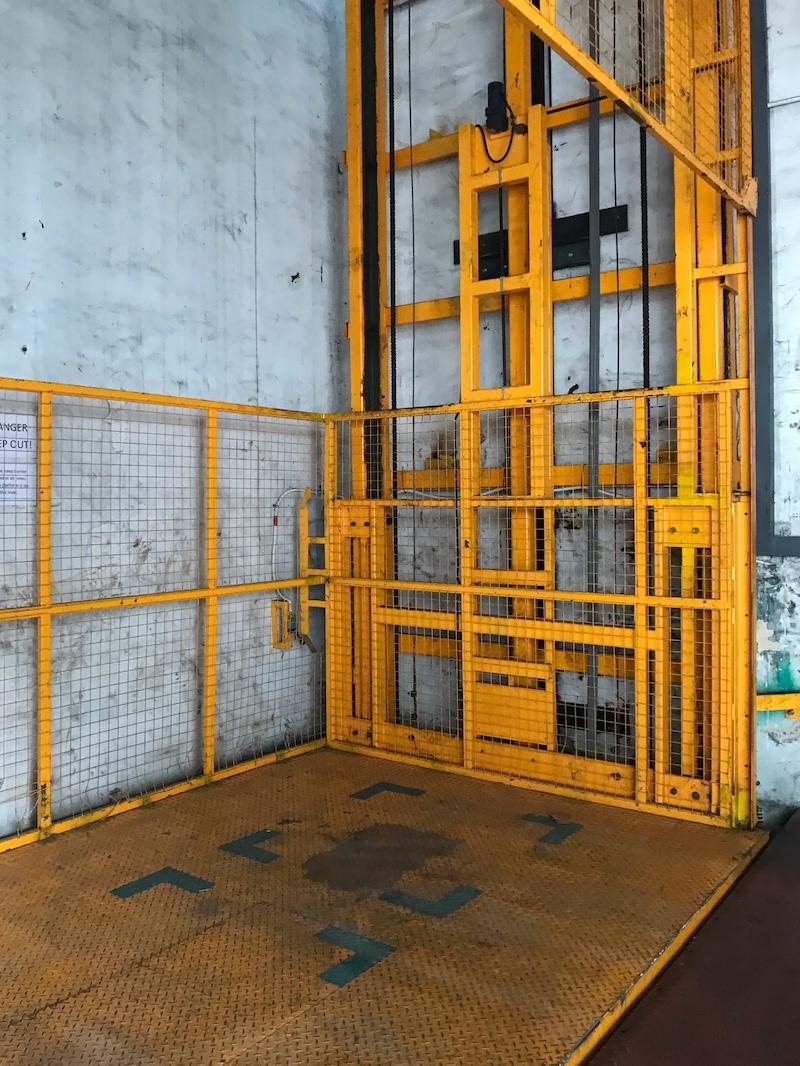 Material Hoist Hoistway 6050mm x 3000mm