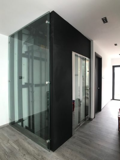 Elevator for Landed Home, 4-storey Terrace