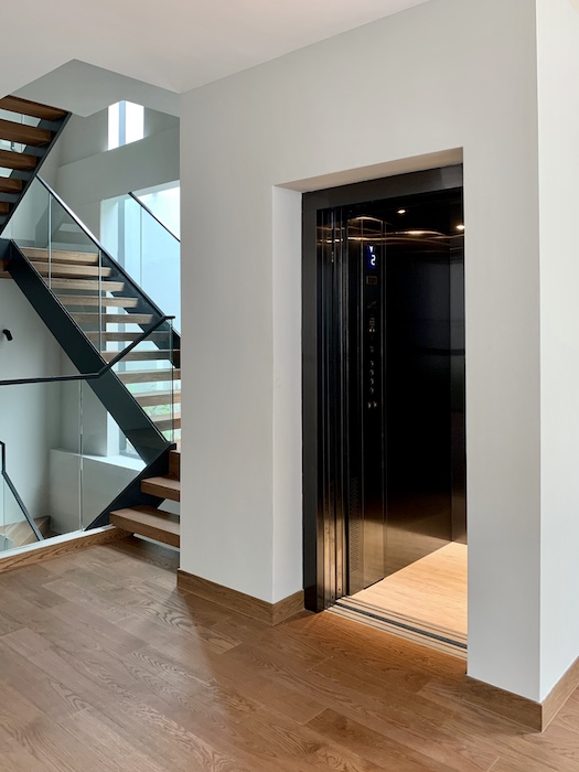 Residential Landed Home Lift at East Coast